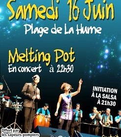 affiche Melting Pot