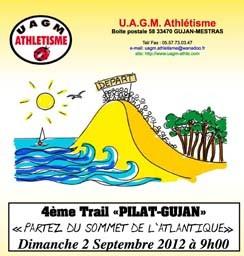 Trail Pilat Gujan