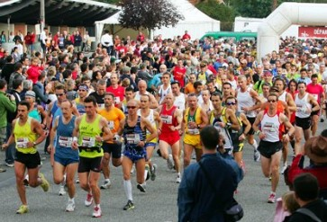 marathon des villages