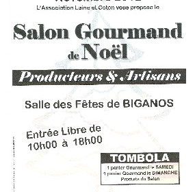 biganos salon gourmand