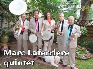 Marc La ferriere quintet
