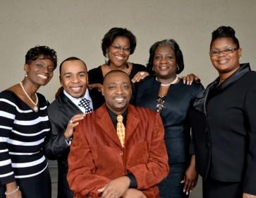 Victory gospel singers