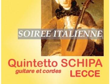 concert Italien 5 dec Andernos