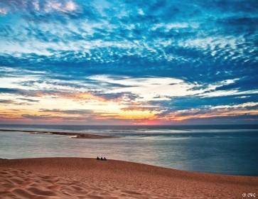 coucher de soleil dune TB mod