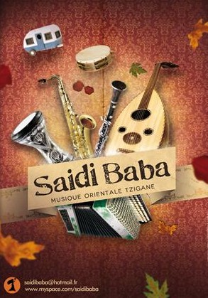 1608 Saidi Baba baryton