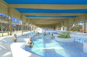 Plouf les nouveaux espaces aquatiques du sud bassin for Piscine spa gujan mestras