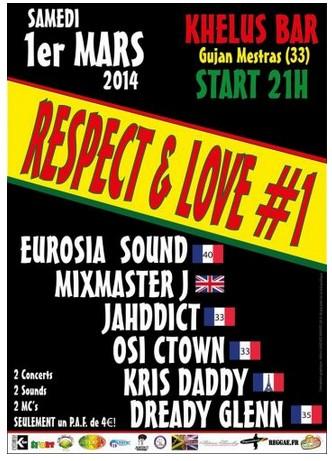 soiree reggae gujan