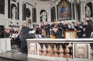 concert baroque à La Teste