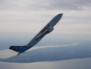 zero G avion