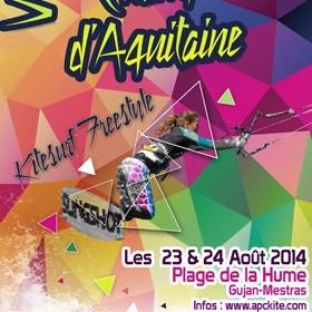 Championnat  Aquitaine Kite surf