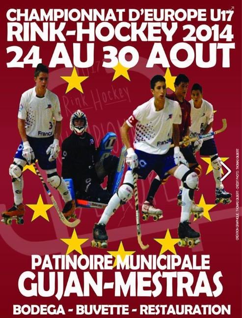 Championnat europe rink hockey