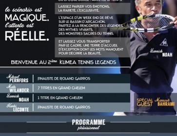 klima tennis legneds