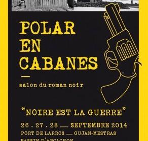 polar en cabanes affiche 2014