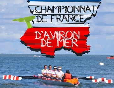 championnat france aviron mer