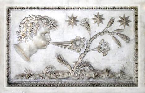 eole marbre ancien
