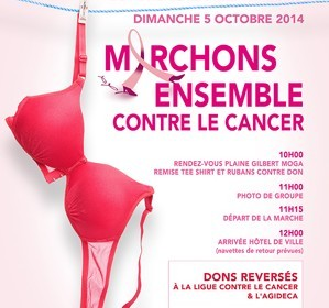 marche octobre rose