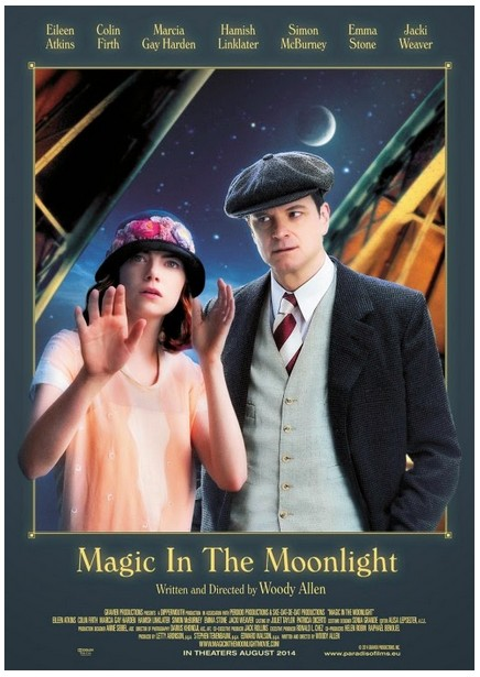 magic in the moonlight portrait