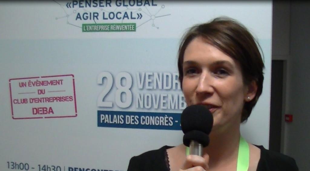 Cécile Desnouhes, Présidente du DEBA