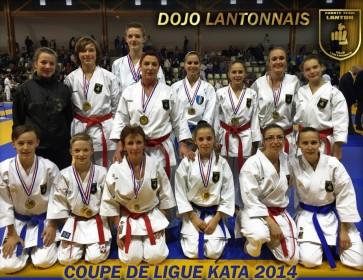 coupe de la ligue KATA DCL
