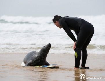 off sur le surf