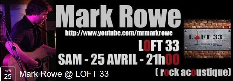 loft33 mark Rowe