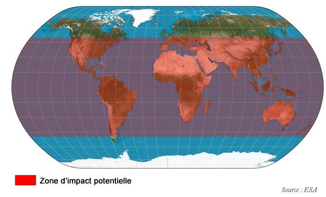 zone d impact cargo