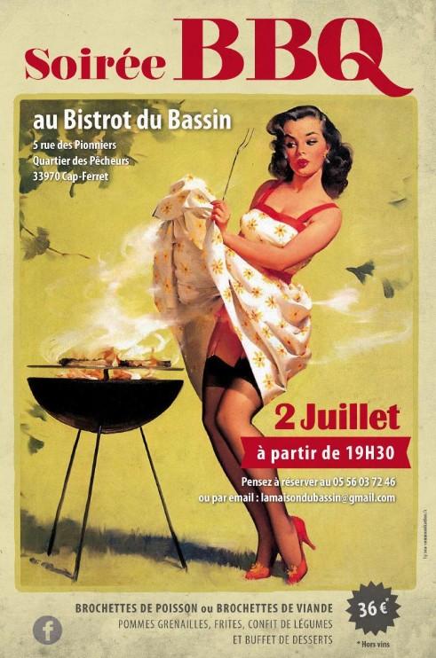soiree BBQ