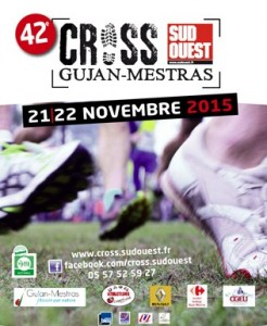 Affiche cross sud ouest