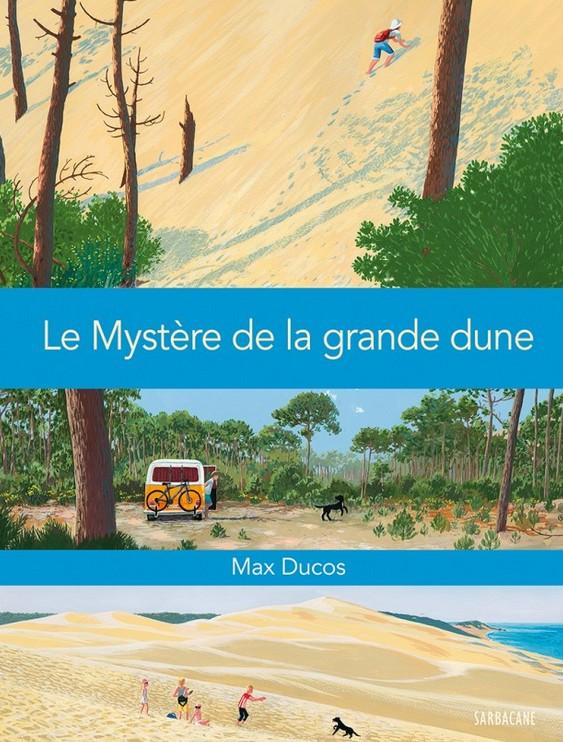 mystere de la grande dune