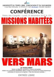 ularc missions mars
