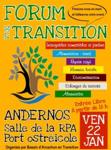 forum de la transition