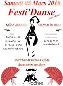 festi danse 2016