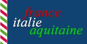france italie aquitaine logo