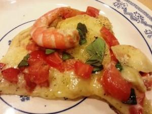 omelette fouzitou