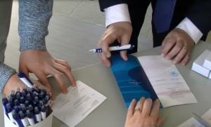 signature carte electeur