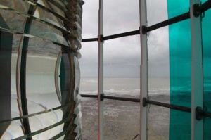 cordouan lanterne interieur vert