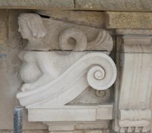 courdouan detail refection pierre sirene