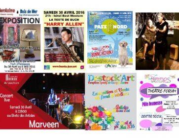 """Idées sorties ce week-end du 1er mai 28/04/16 Vendredi 29/04 Audenge """"Et l'Homme créa Dieu"""", une préhisto-comédie en peaux de bête..."""