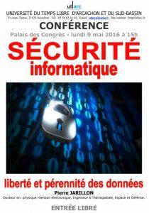 utlarc securité informatique