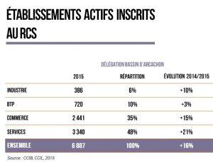 CCI graphe inscrits au RCS