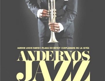 affiche andernos jazz