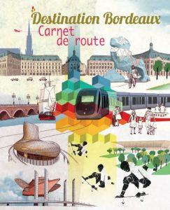 desitination Bordeaux carnet de route