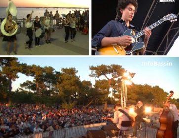 Sea. Jazz. And sun. Que du bonheur pour la 45e édition… (Avec vidéo) 26/07/16 Ce sont plus de 18.000 festivaliers qui...