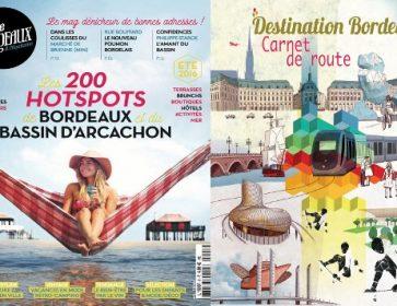 vivre Bordeaux plus carnet de route