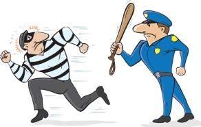 gendarme voleur