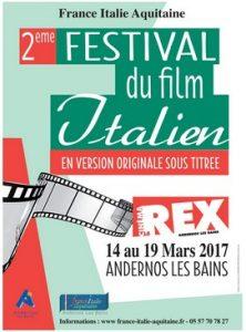 affiche festival film italien 2017
