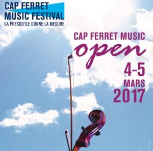 cap ferret music open 2017
