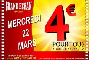 grand ecran 22 03 4 euros