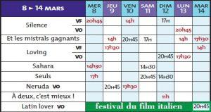 programme cine rex 08 03 17