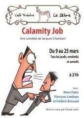 le zebre calamity